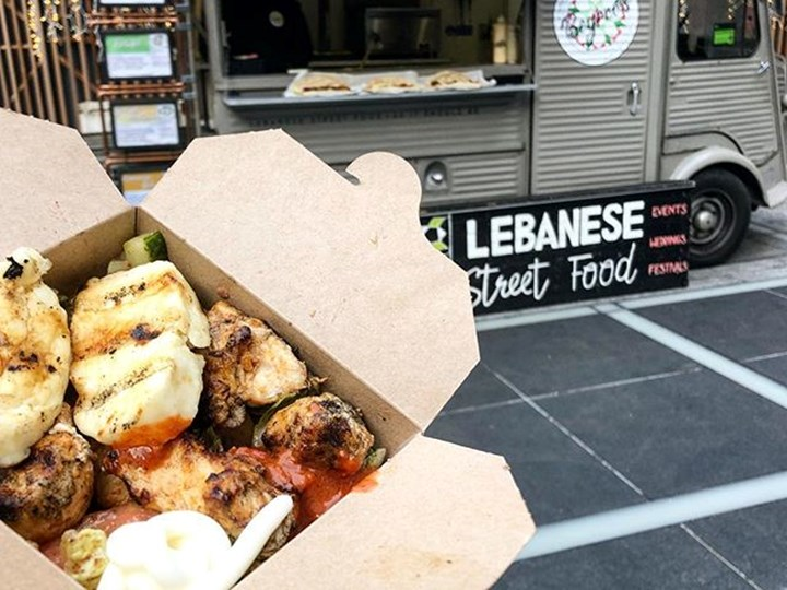POSTPONED UNTIL FURTHER NOTICE - Street Food: BEYroots Lebanese Street Food